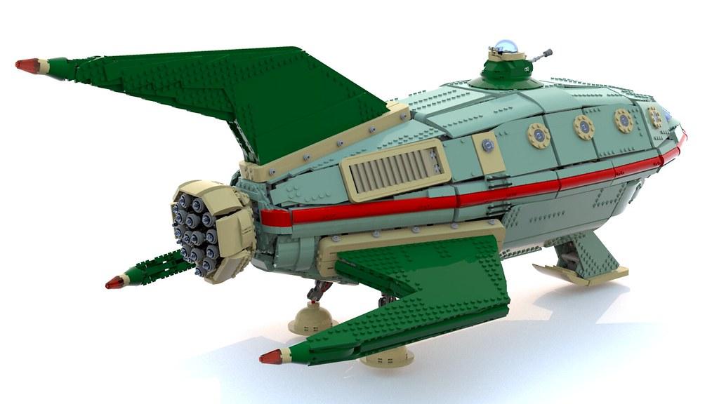 LEGO® UCS Planet Express