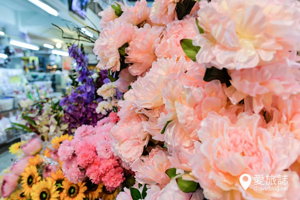清迈市集 龙眼市场 Ton Lam Yai Market 06