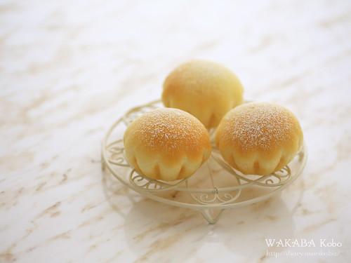 ヨーグルトクリームパン 20150405-IMG_9713