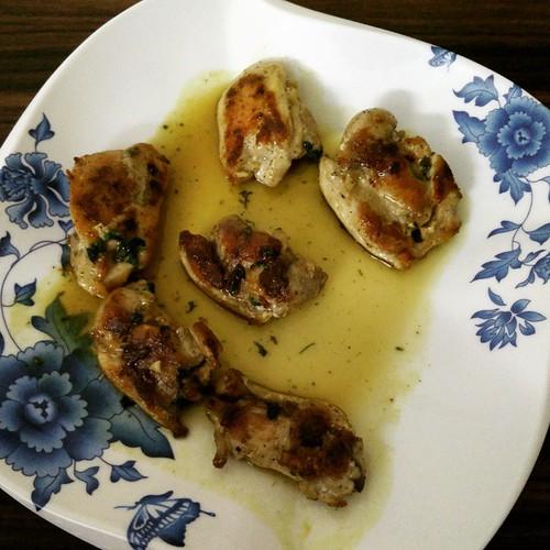 Dinner for tonight #chicken #keto #food