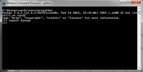 python-import-django