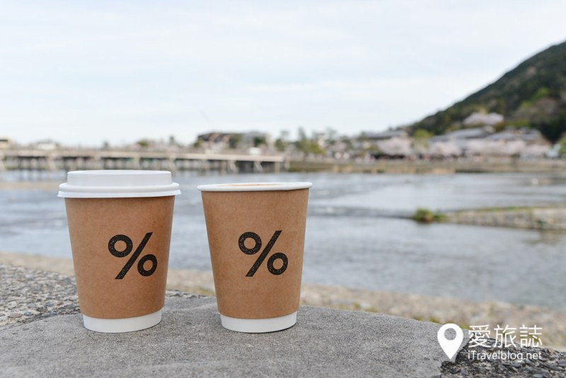 岚山樱花 % Arabica 咖啡店 24