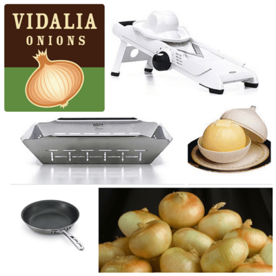 Collage Vidalia Onions