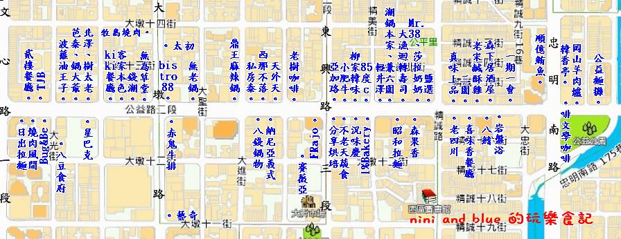臺中公益路餐廳地圖|公益|地圖- 臺中公益路餐廳地圖|公益|地圖 - 快熱資訊 - 走進時代