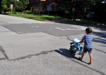 Should Kids Go Barefoot