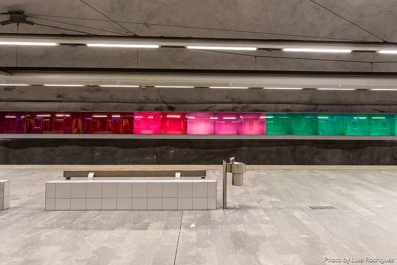 Metro de Estocolmo-93
