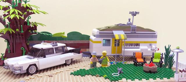 Flickr The Lego Deco Moderne Googie Pool