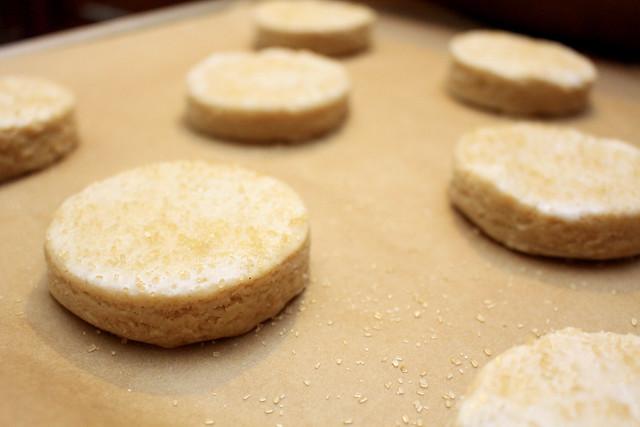 Brown Sugar Shortcakes - 12