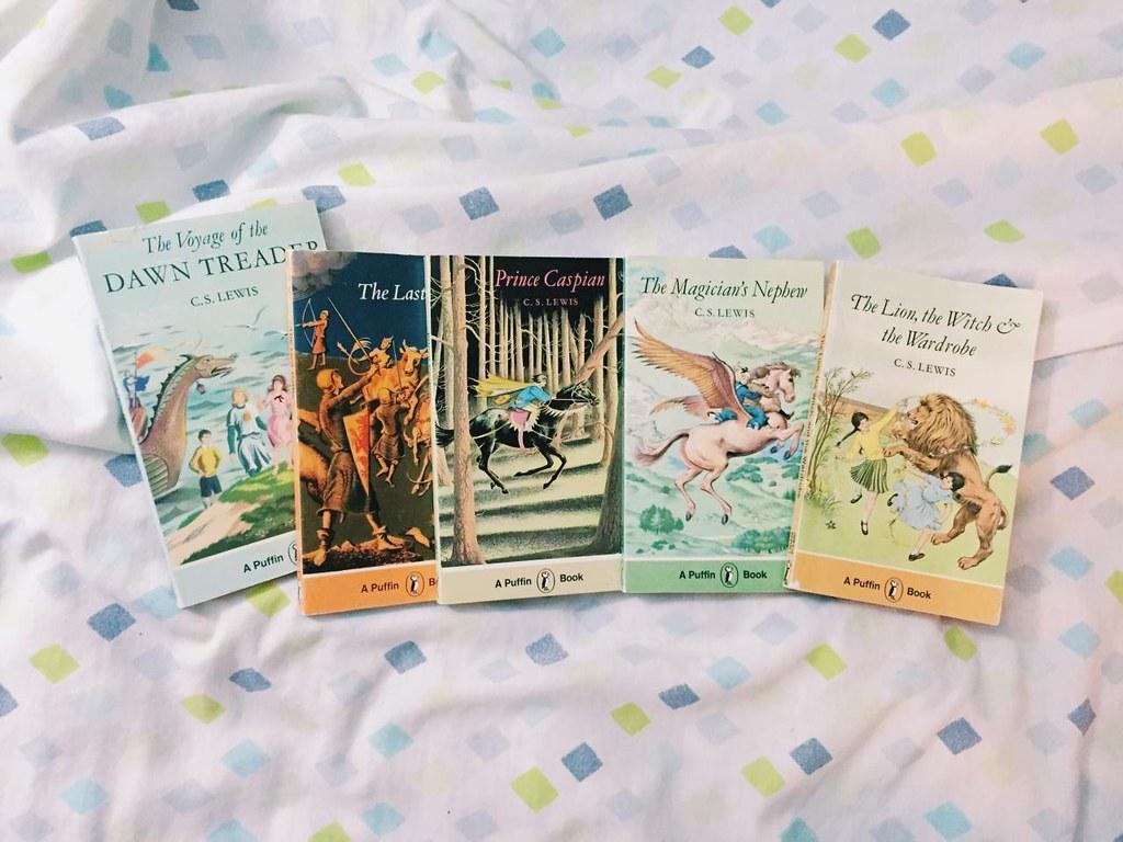 1960s Narnia series
