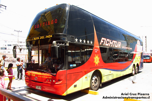 Nuevo Fichtur Vip - Iquique - Youngman Skyliner (FTBY19)