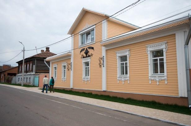 Музей самоваров в Коломне