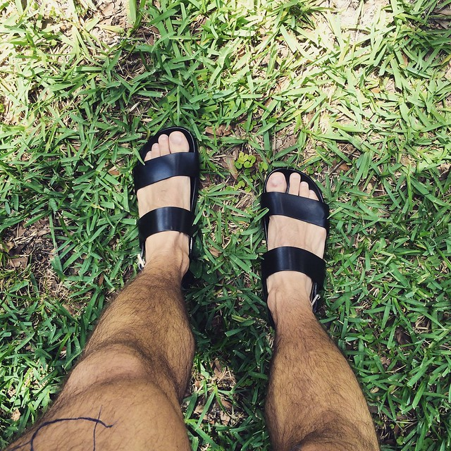 requisite mandals, by Gucci