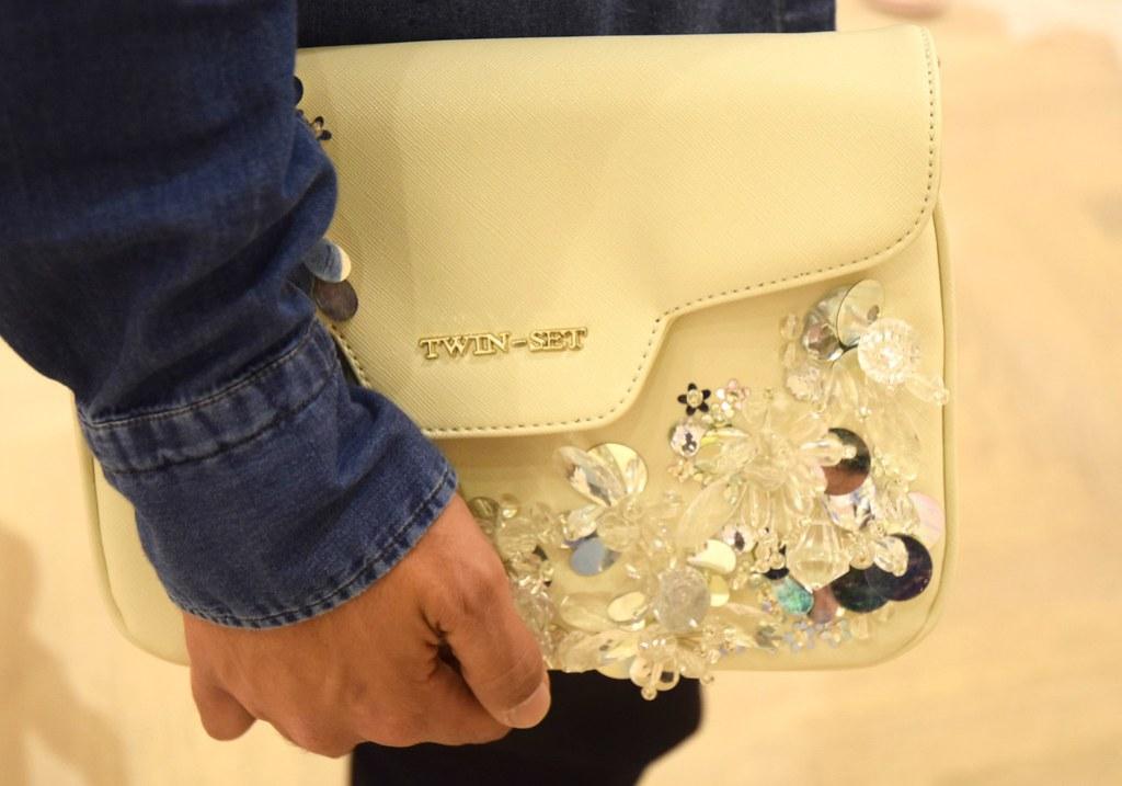 Bag Swarovski