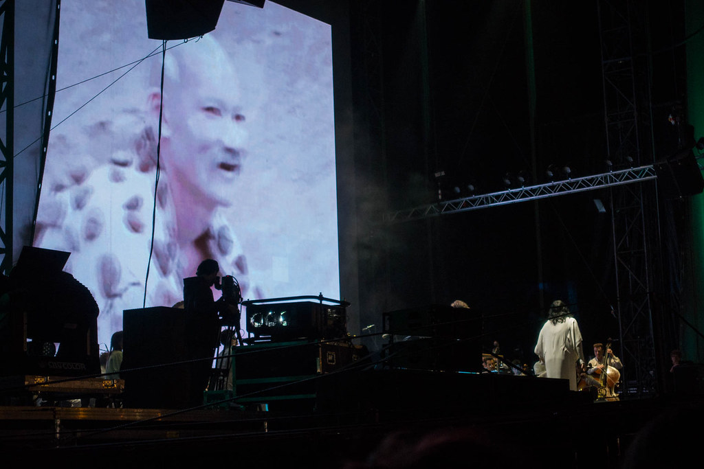 Primavera Sound 2015 - Antony and the Johnstons