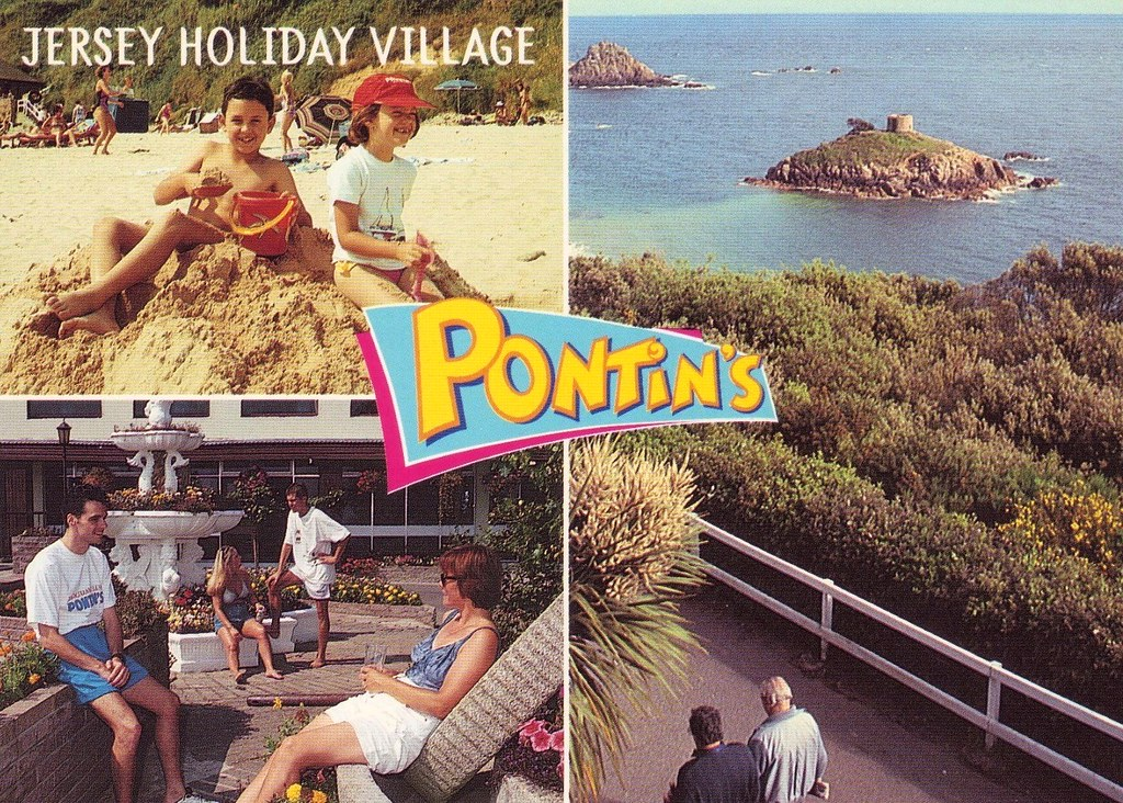 Pontins Jersey Holiday Village Portelet Bay I Now Have