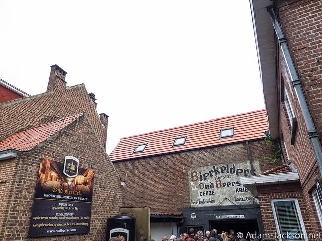 Oud Beersel - Toer de Gueuze 2015