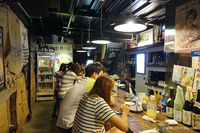 台北,居酒屋,林北烤好,烤物 @VIVIYU小世界