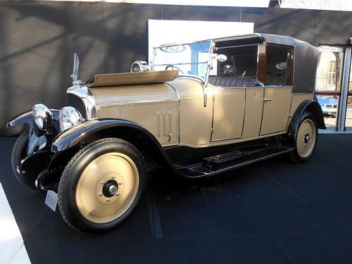 DSCN7518 Voisin C3 transformable Rothschild 1925