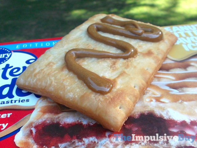 Pillsbury Limited Edition Peanut Butter & Strawberry Toaster Strudel 2