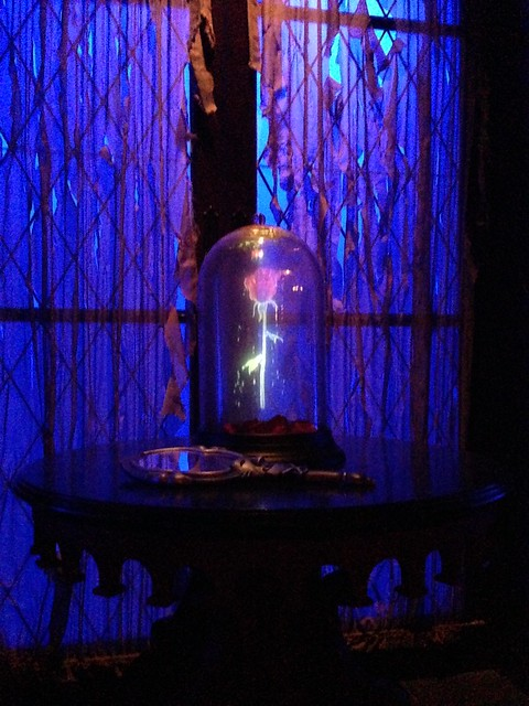 Beauty and the Beast Restaurant, Magic Kingdom WDW