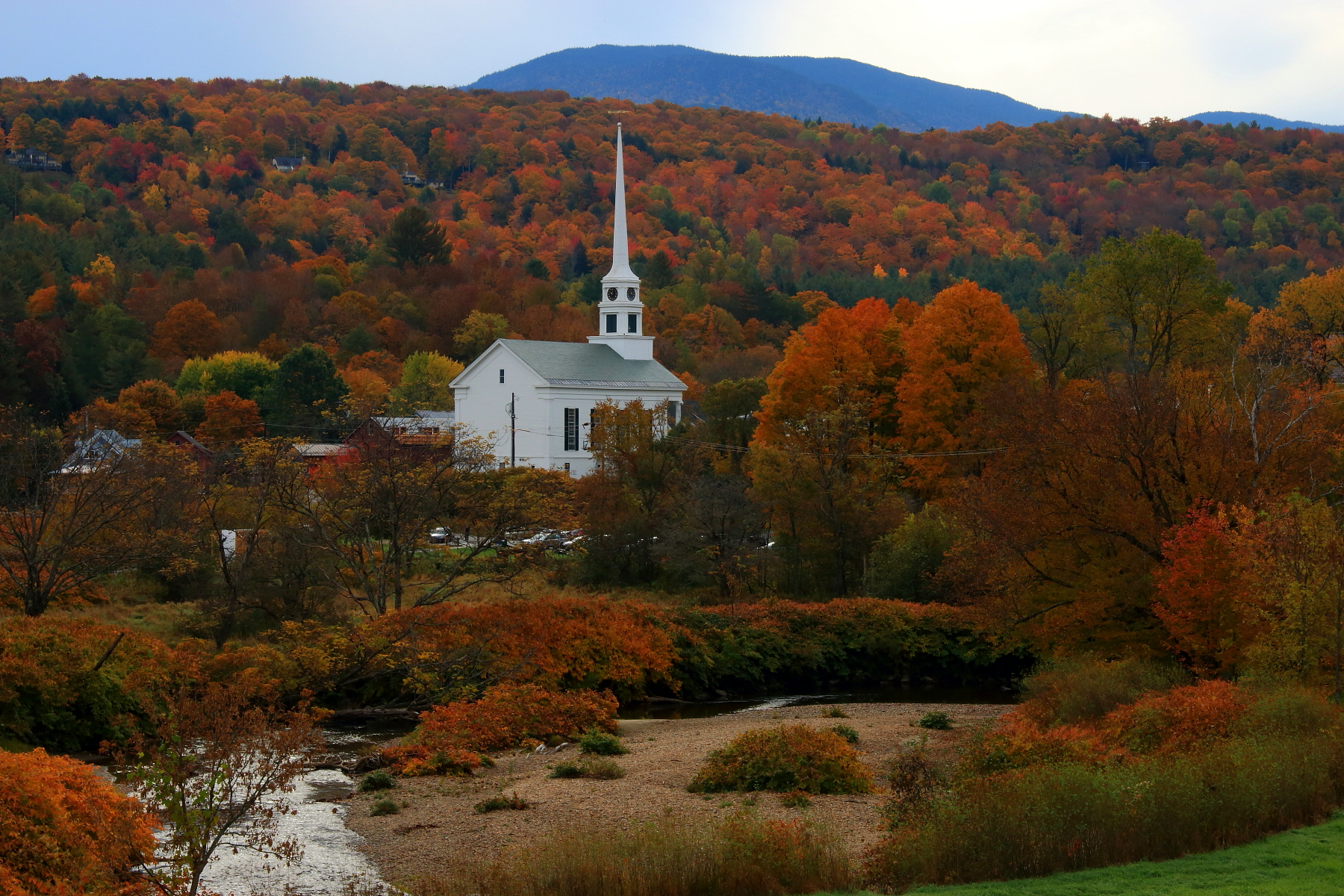 Fall Vermont Wallpaper Elevation Of 24 Eden St Hyde Park Vt Usa Topographic