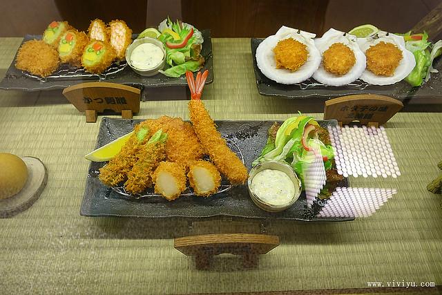 勝勢,台北,微風松高,美食,豬排 @VIVIYU小世界
