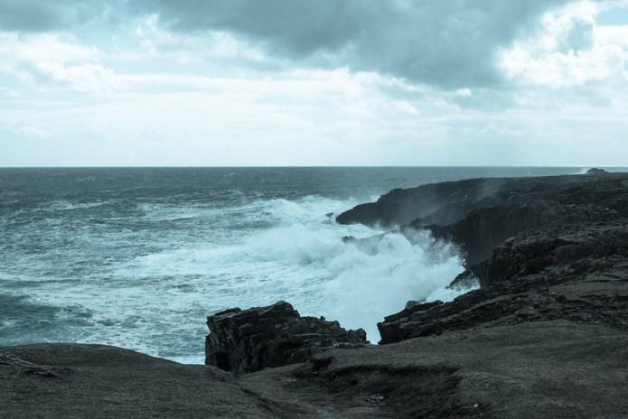 Cold seas