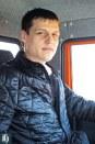 Павел Вакулин за рулем КамАЗ-6520