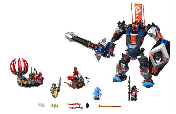 LEGO Nexo Knights 70326 The Black Knight Mech