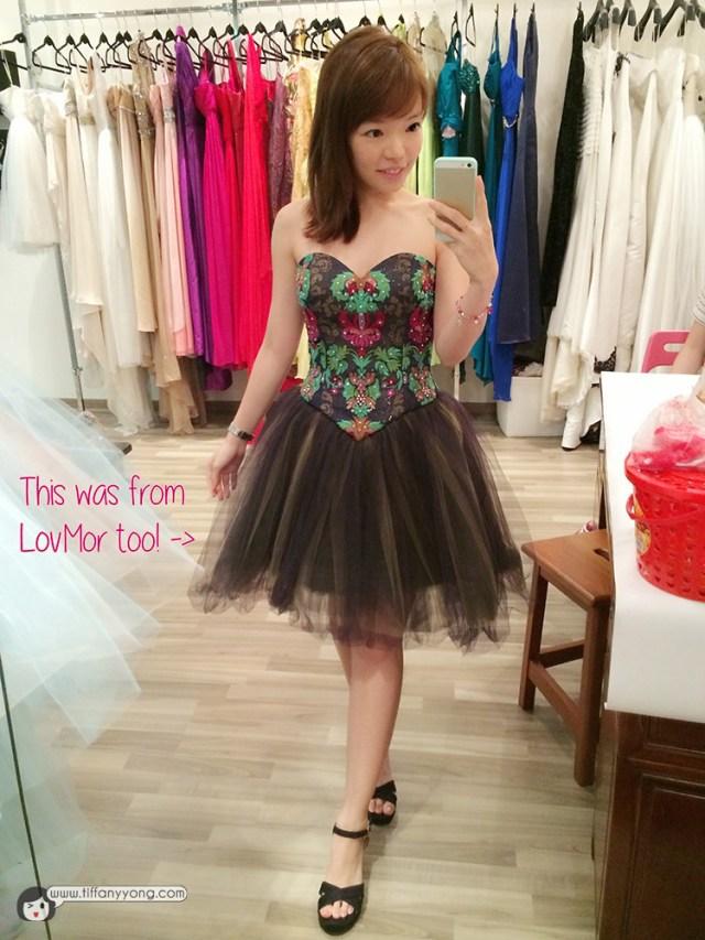 LovMor Gown