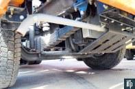 рессорная подвеска КамАЗ-6520