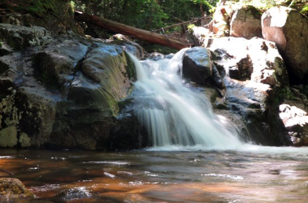 Whiteface Brook Cascade