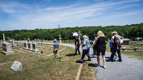 Laurens Cemetery Tour-2