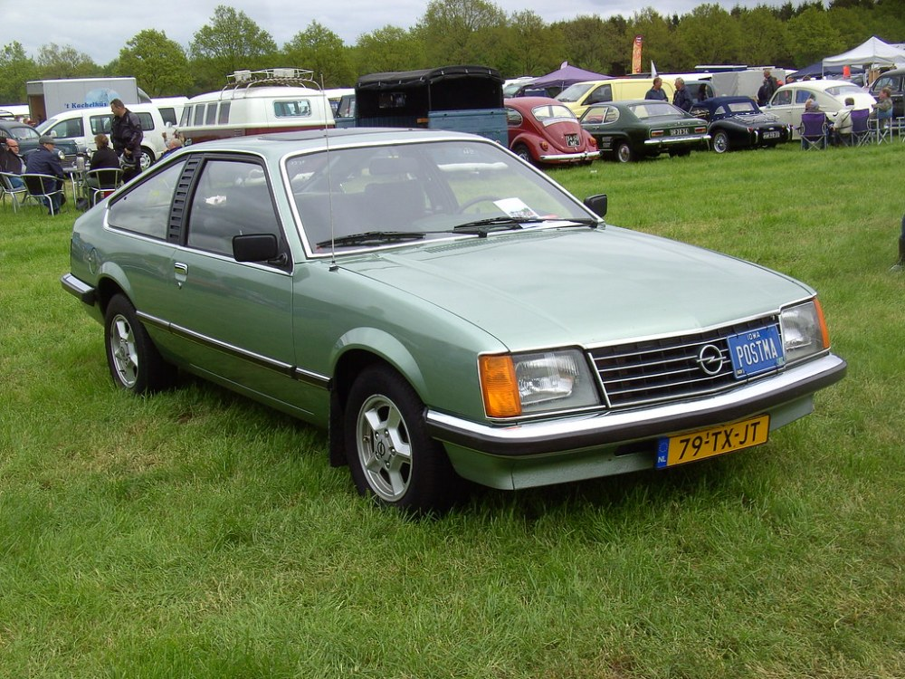 medium resolution of  1981 opel monza 2 8 h automatic by davydutchy