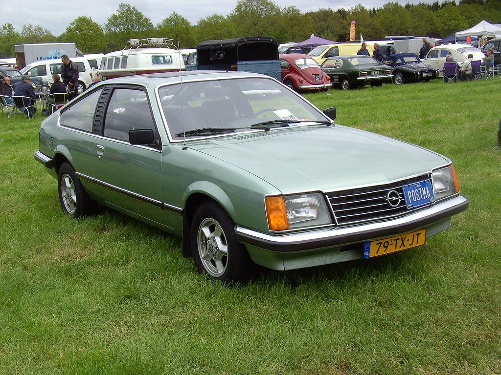 hight resolution of  1981 opel monza 2 8 h automatic by davydutchy