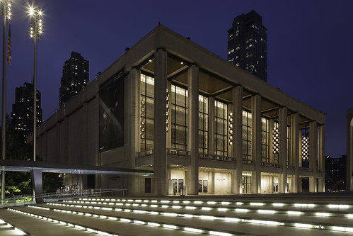 David H. Koch Theater - Lincoln Center - New York