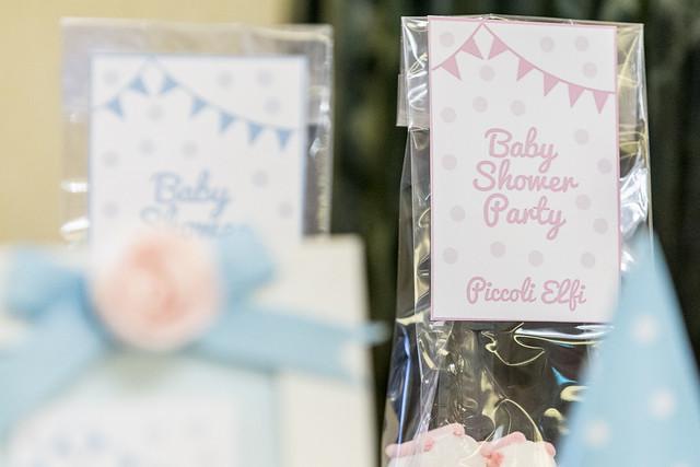 Allestimenti Piccoli Elfi al Baby Shower Party