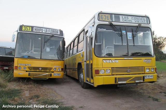 676 y 357 Volvo