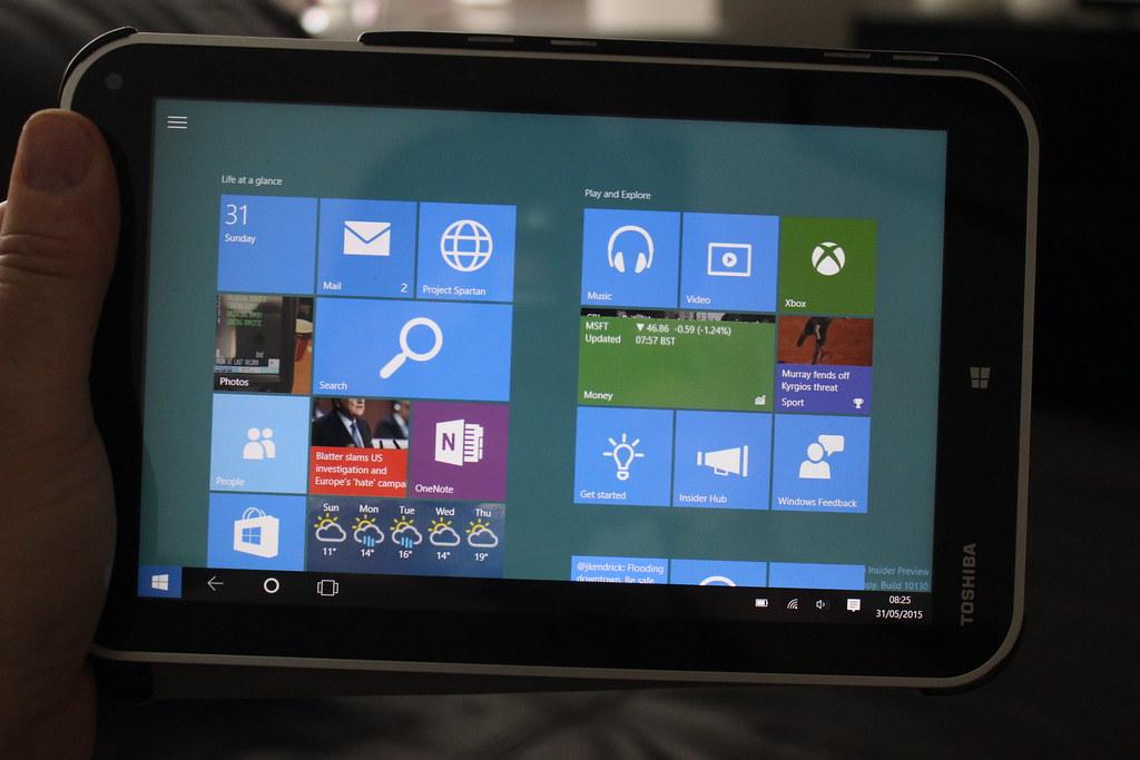 Windows 10 10130