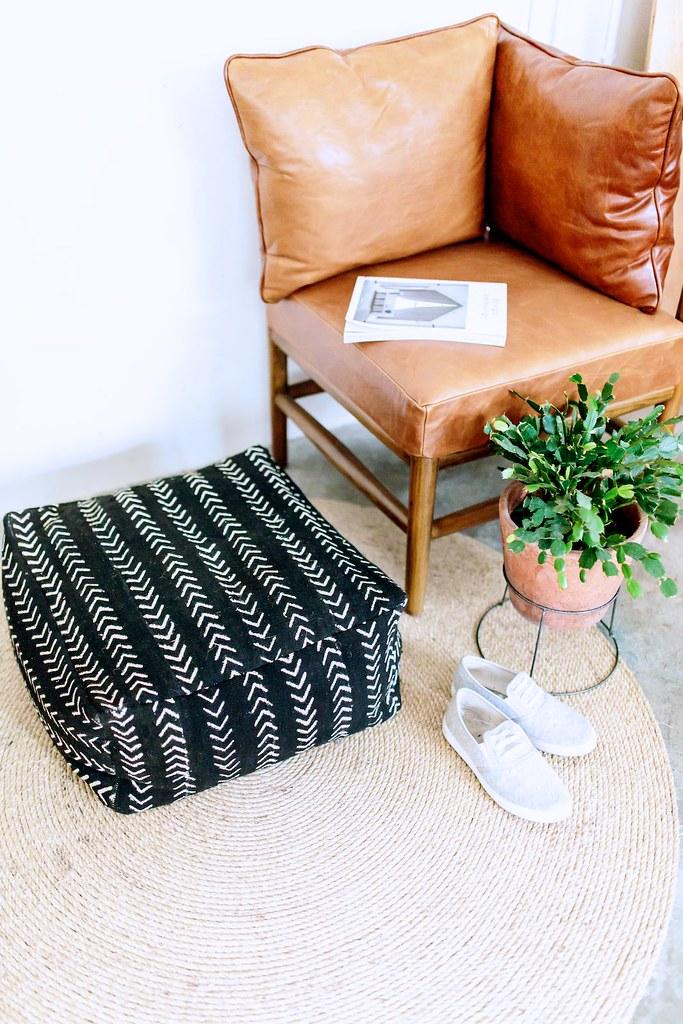 DIY Floor Cushion  A Pair  A Spare