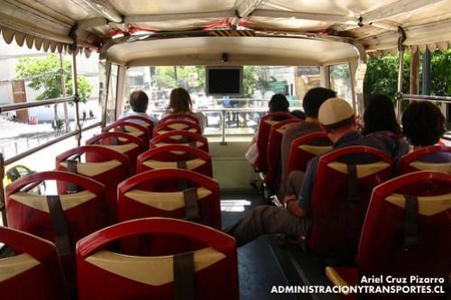 Turistik - Santiago - King Long XMQ6111GS (BVVX15)