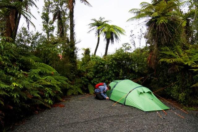 Halti tent and amazing New Zealand_IKILOMALLA travel blog_matkablogi (5)