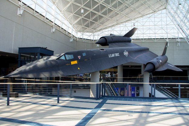 Lockheed SR-71A Blackbird 61-7964