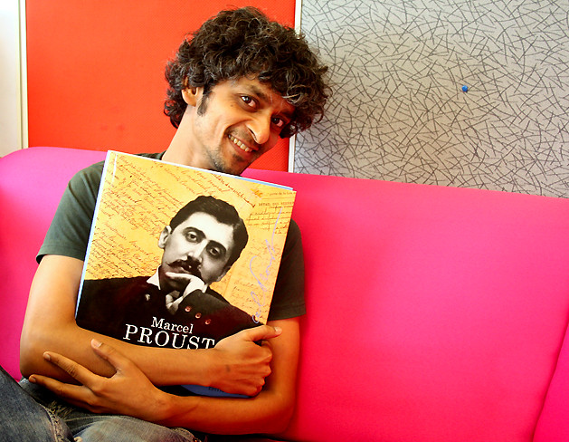 Delhi Proustians – My Life with Marcel and the Unjustness of Proust's Great-Grand-Niece
