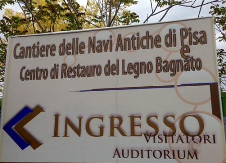 Cantiere delle Navi Antiche, Pisa