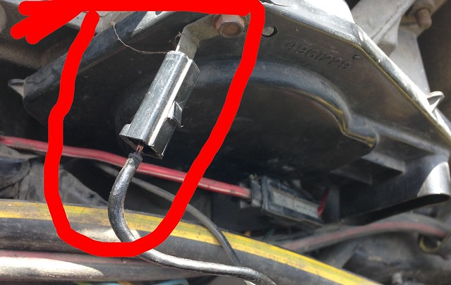 Chevy Truck Blower Wiring 1969 Wiring Question Ground Lead At Wiper Motor