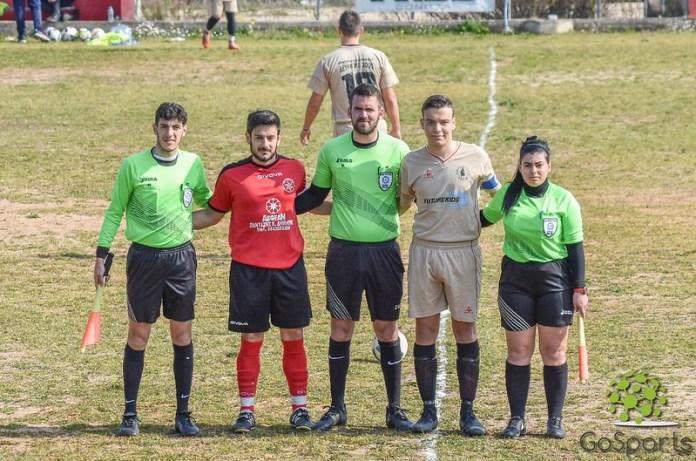 ΠΑΣ Παλιάμπελα vs ΠΑΕ Λευκάτας 2018-19