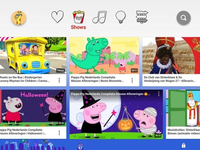 Halloween Filmpjes Nederlands.Youtube Kids App Met Een Gerust Gevoel Op De Tablet Tips