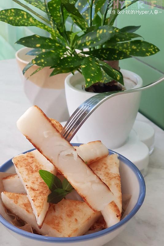 45756236655 9080fefc93 c - 秋福飲食店│來自阿嬤手作讓人想念的味道~台式蘿蔔糕和碗糕也能變身文青早午餐!