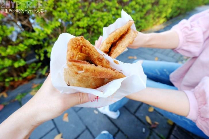 45857622235 52047fd899 c - 勤美旁人氣餐車,常常只是要等過個馬路就莫名的排隊買了!炸蛋蔥油餅讓人無法抗拒(已搬遷)